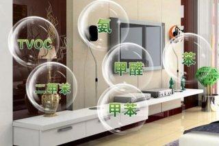 西安高档写字楼空气检测消毒